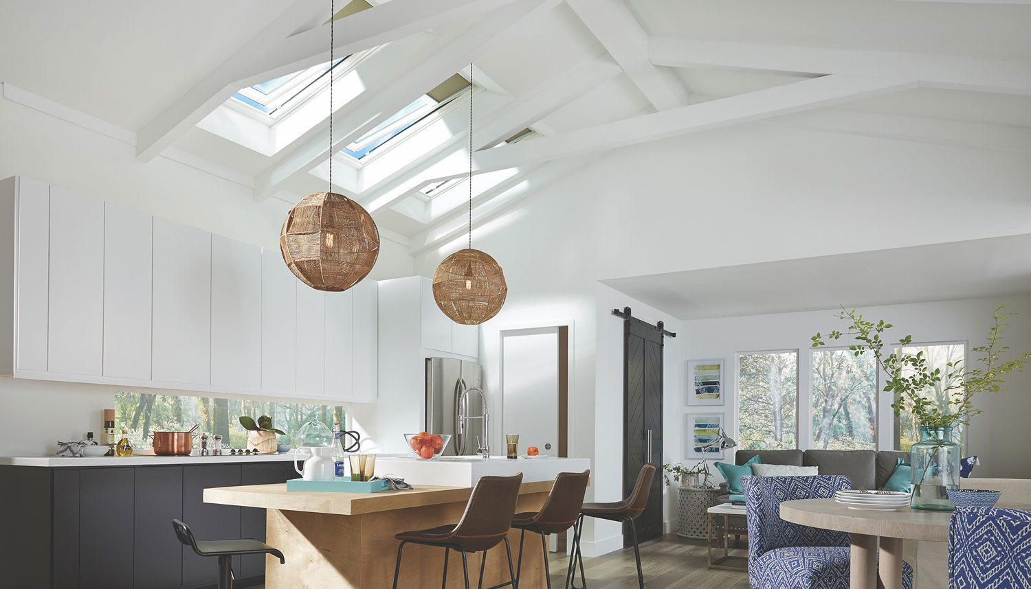 Explore the Latest in Skylights & Roof Windows