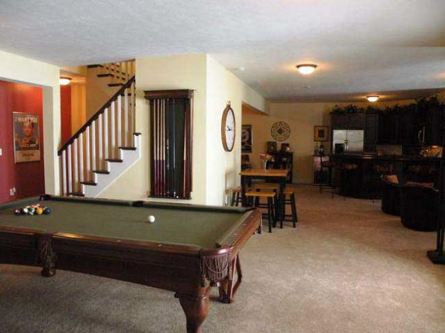 Billards by DFD House Plans