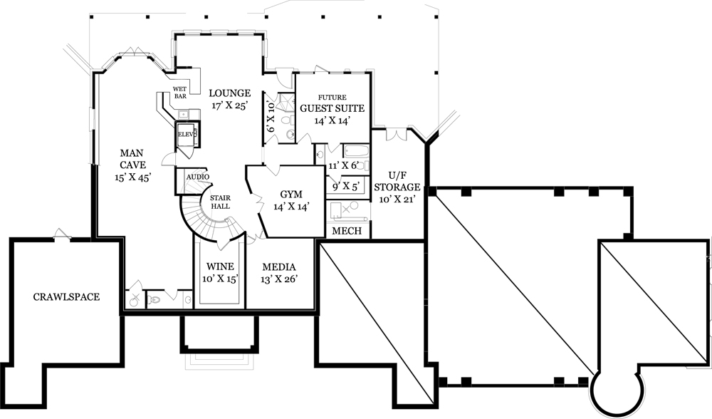 Victorian House Plan With 4 Bedrooms And 4 5 Baths Plan 4436