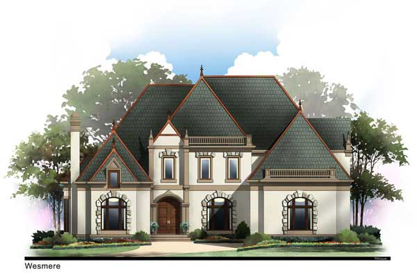 Alternate Front Elevation