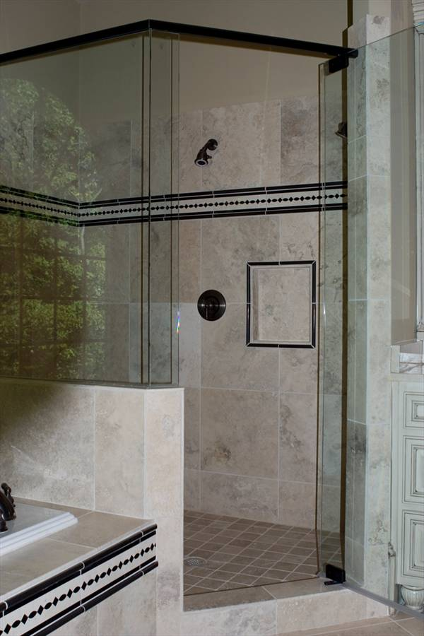 Shower by DFD House Plans