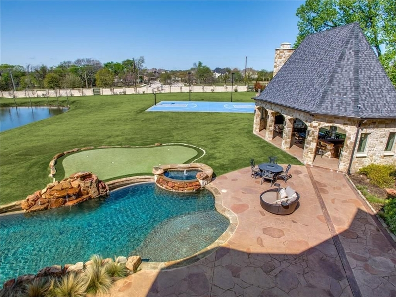 Outdoor Living by DFD House Plans