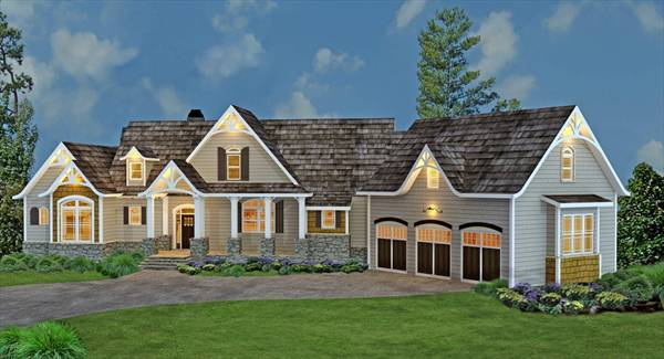 House Plan 4445