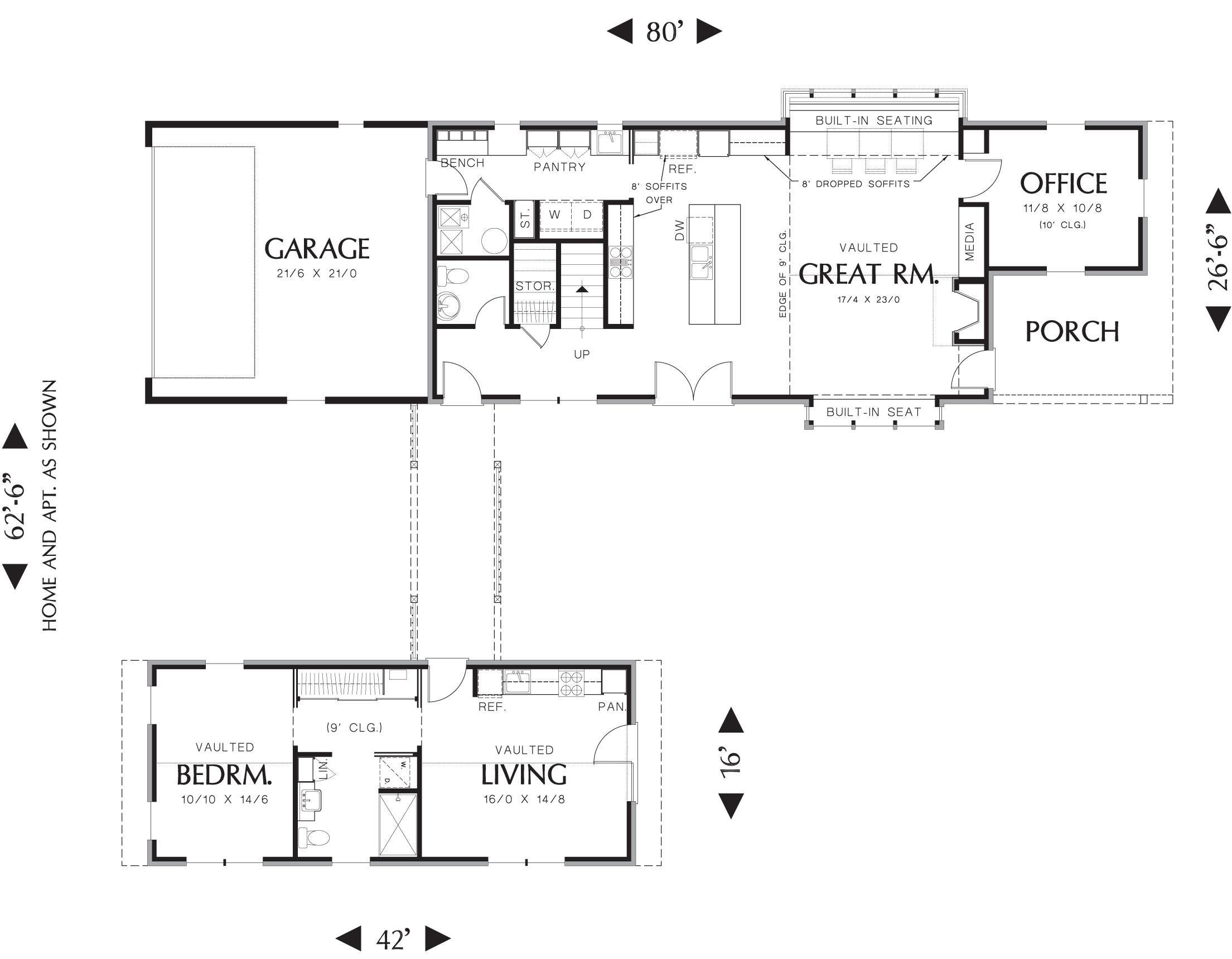 House thomaston house plan green builder house plans for Builder house plans com