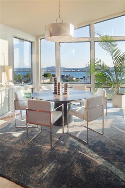 Breakfast Nook image of Pomfret House Plan