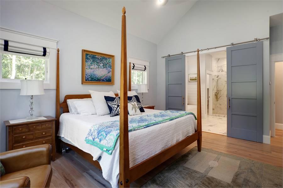 Master Bedroom image of Bonaire House Plan