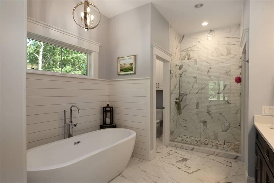 Master Bath image of Bonaire House Plan