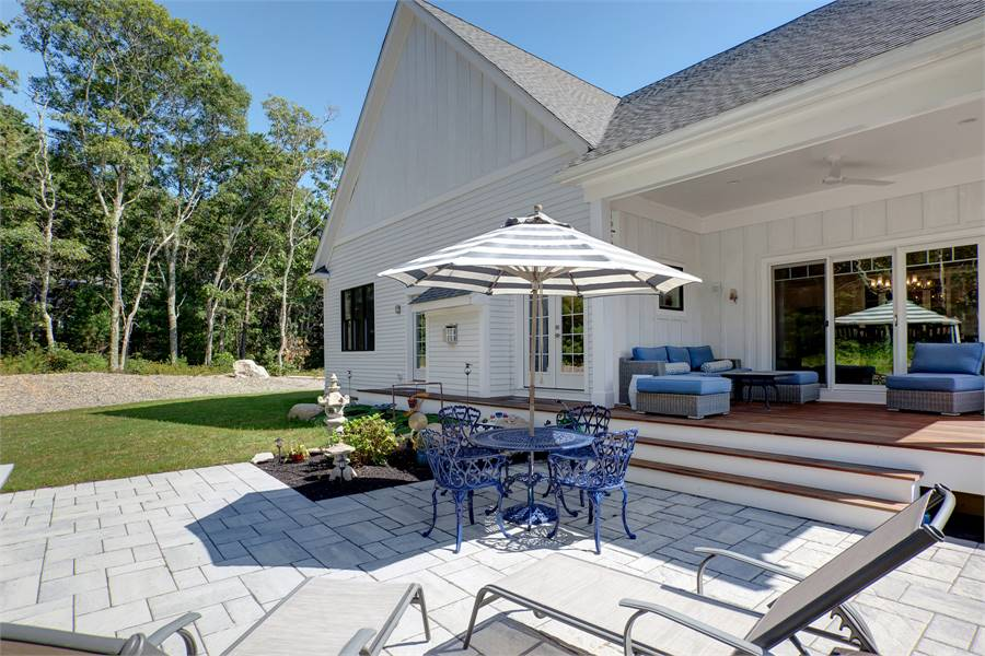 Outdoor Living Space image of Bonaire House Plan
