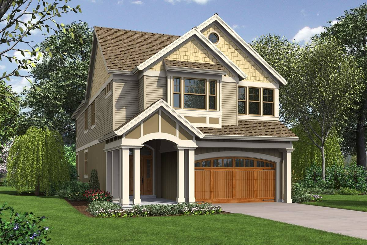 House Plan 4516: Modify a home plan to fit your lot perfectly