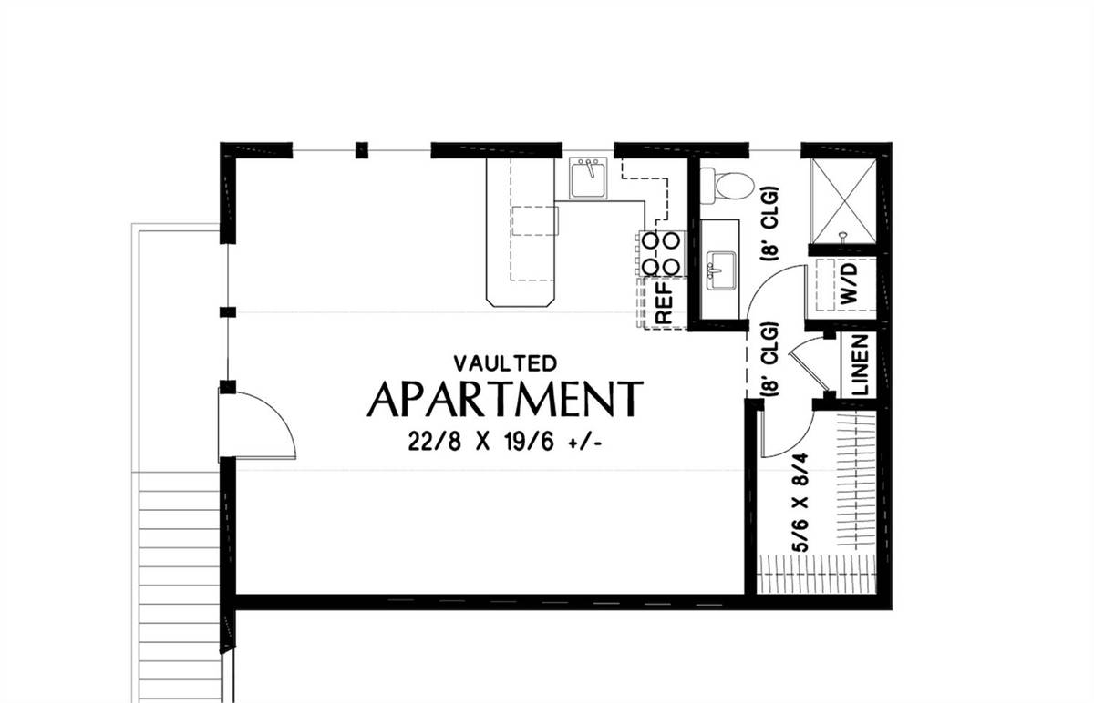 Apartment Above Garage