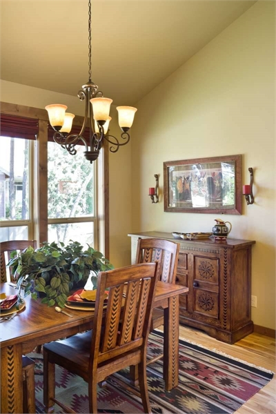 Dining Room image of Stratham House Plan
