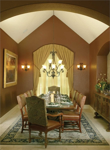 Dining Room image of Nelson House Plan