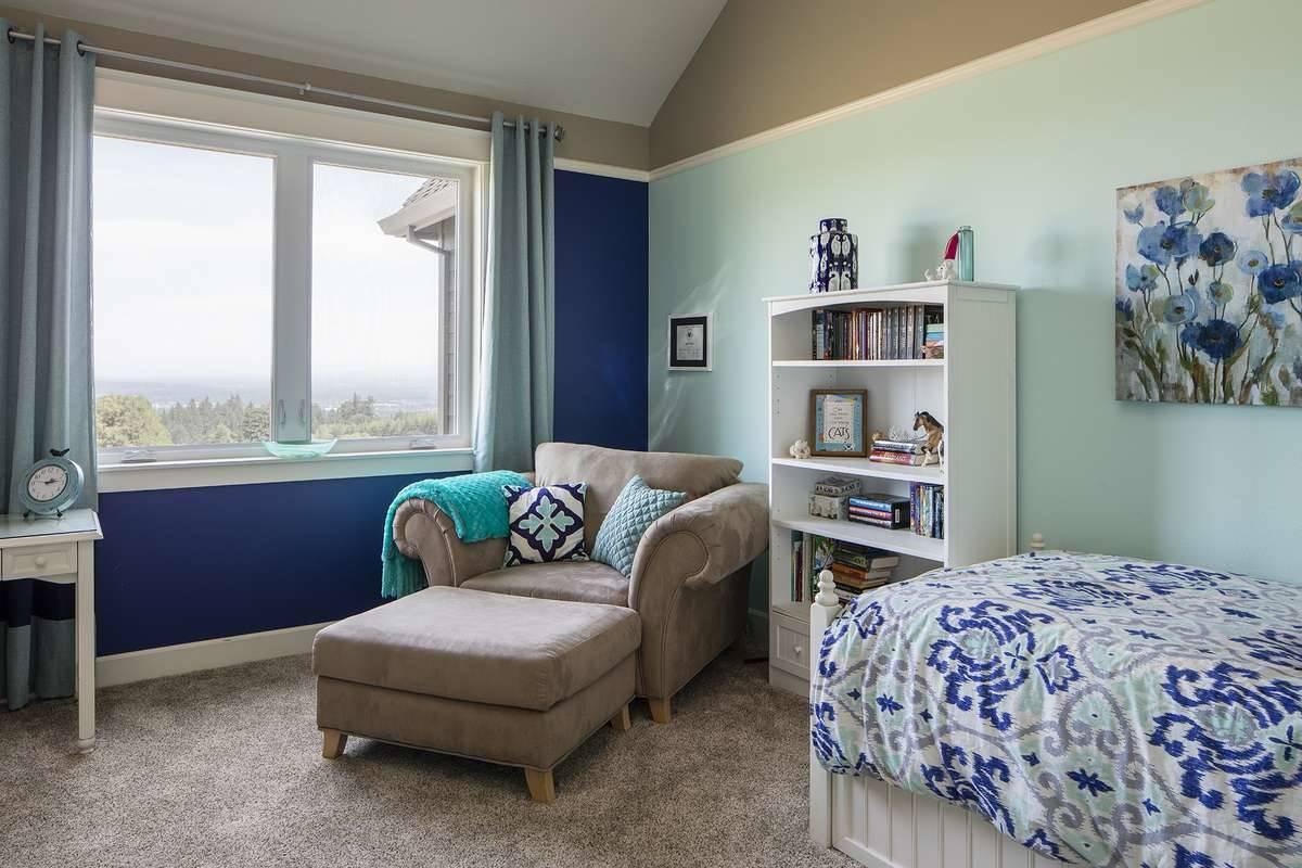 Bedroom by DFD House Plans