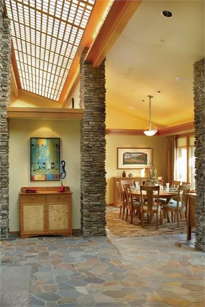 Dining Room image of Keswick House Plan