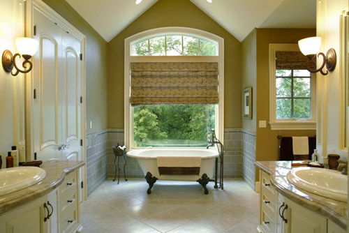 Master Bath image of Nelson House Plan