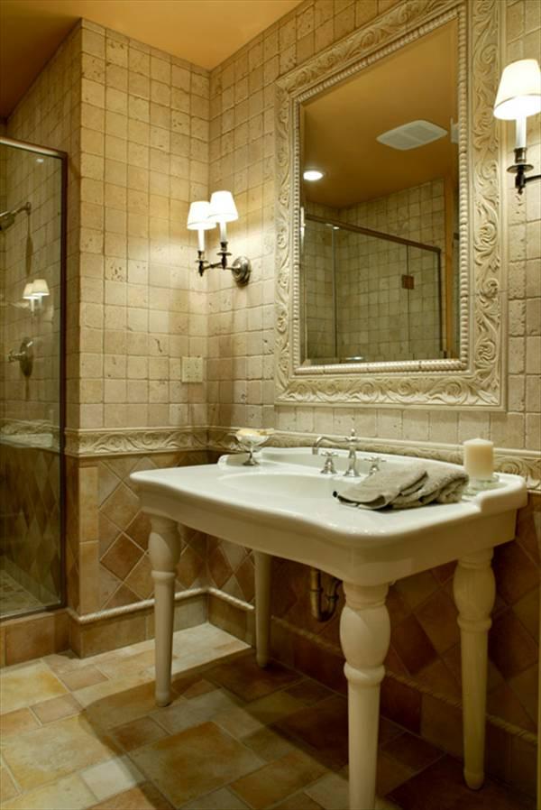 Bath by DFD House Plans