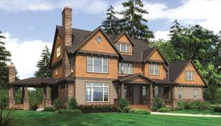 Superior Colonial House Plans by DFD House Plans