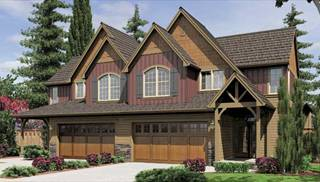 Duplex Home Designs by DFD House Plans