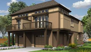 Duplex House Designs by DFD House Plans