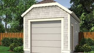 Detached Garage Plans by DFD House Plans