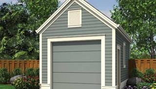 Detached Garage Designs by DFD House Plans