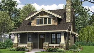 Bungalow House Plans & Blueprints