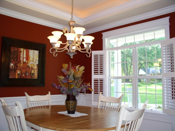 Dining Room image of The Oconee House Plan