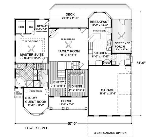 House The DeStio House Plan Green Builder House Plans