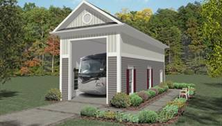Garage Designs and Ideas by DFD House Plans