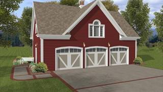 Garage Plans by DFD House Plans