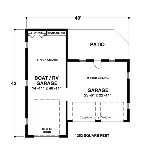 Garage - Plan 3070 on christmas story house floor plan, gatsby house floor plan, barbie house floor plan, incredibles house floor plan, frodo baggins house floor plan,