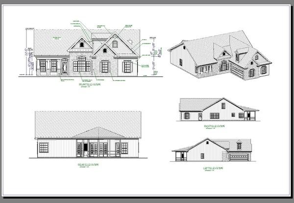 House The Aberdeen House Plan Green Builder House Plans