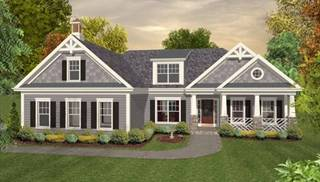 Daylight Basement Home Plans by DFD House Plans