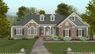 Daylight Basement House Plans by DFD House Plans