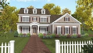 Colonial House Plans by DFD House Plans