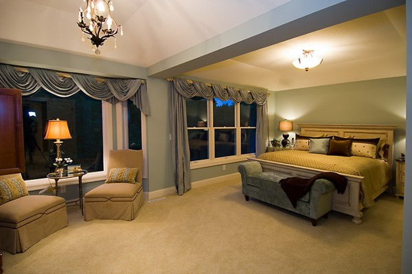 Master Bedroom image of Bellingham House Plan