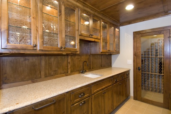Wet Bar by DFD House Plans
