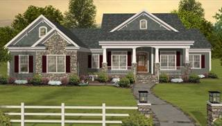 affordable country homes with bonus room by dfd house plans - Rustic Country House Plans