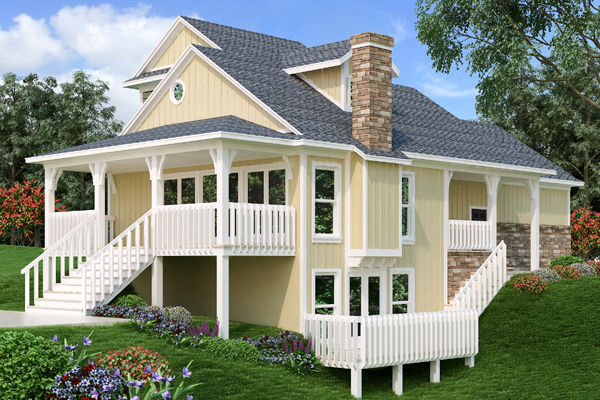 House Mountain Aire 1005 House Plan Green Builder