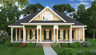 Florida Home Plans by DFD House Plans