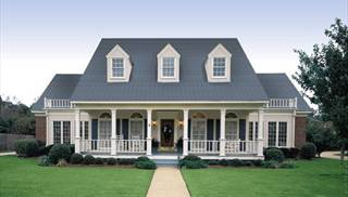 Cape Cod Home Plans | 1 or 1.5 Story House Plans | Cape Cod Homes