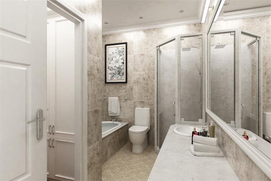 Master Bath image of Clifton Lane - 1225 House Plan