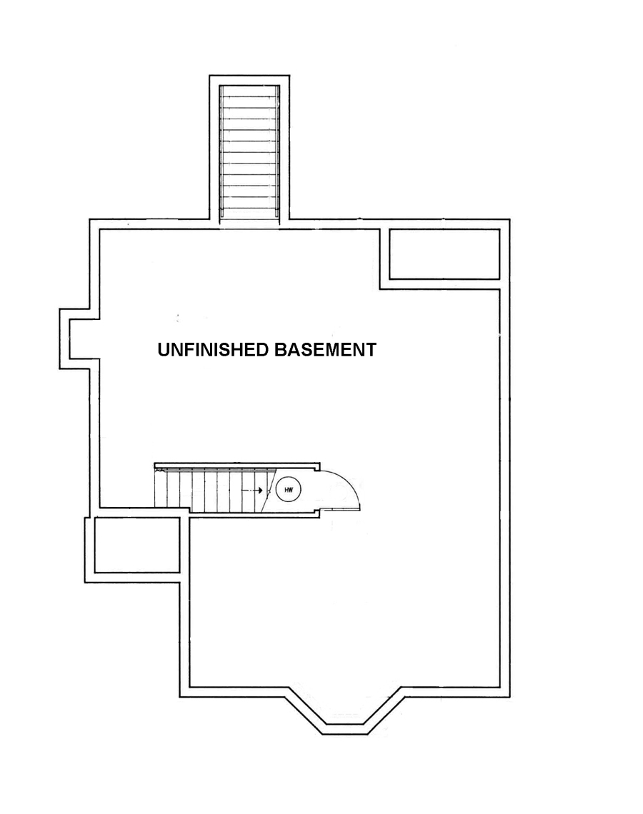 Optional Basement Foundation