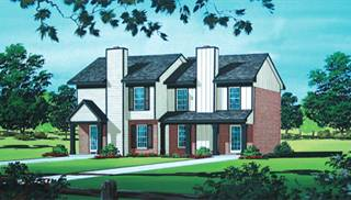 Duplex House Styles by DFD House Plans