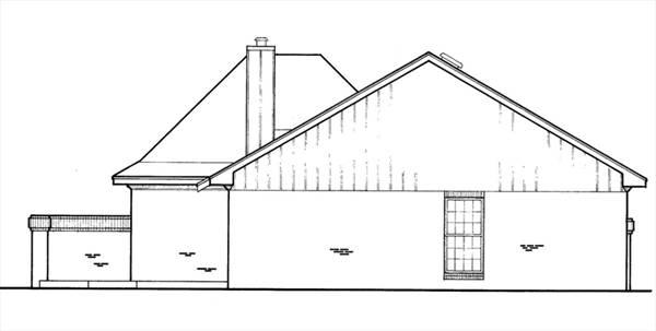 House kirkwood 1216 house plan green builder house plans for Kirkwood elevation