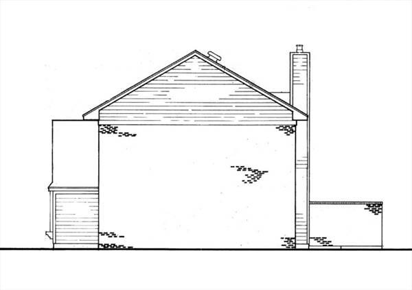 Duplex plan 3040 for Side by side duplex plans