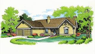Victorian Style House Designs by DFD House Plans