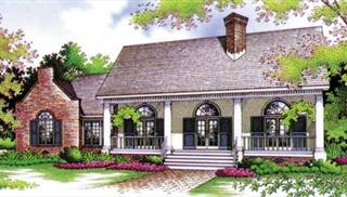 Concrete House Plans by DFD House Plans