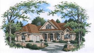 Mediterranean Home Plans by DFD House Plans
