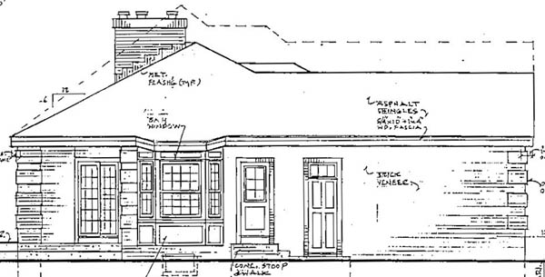 LEFT by DFD House Plans